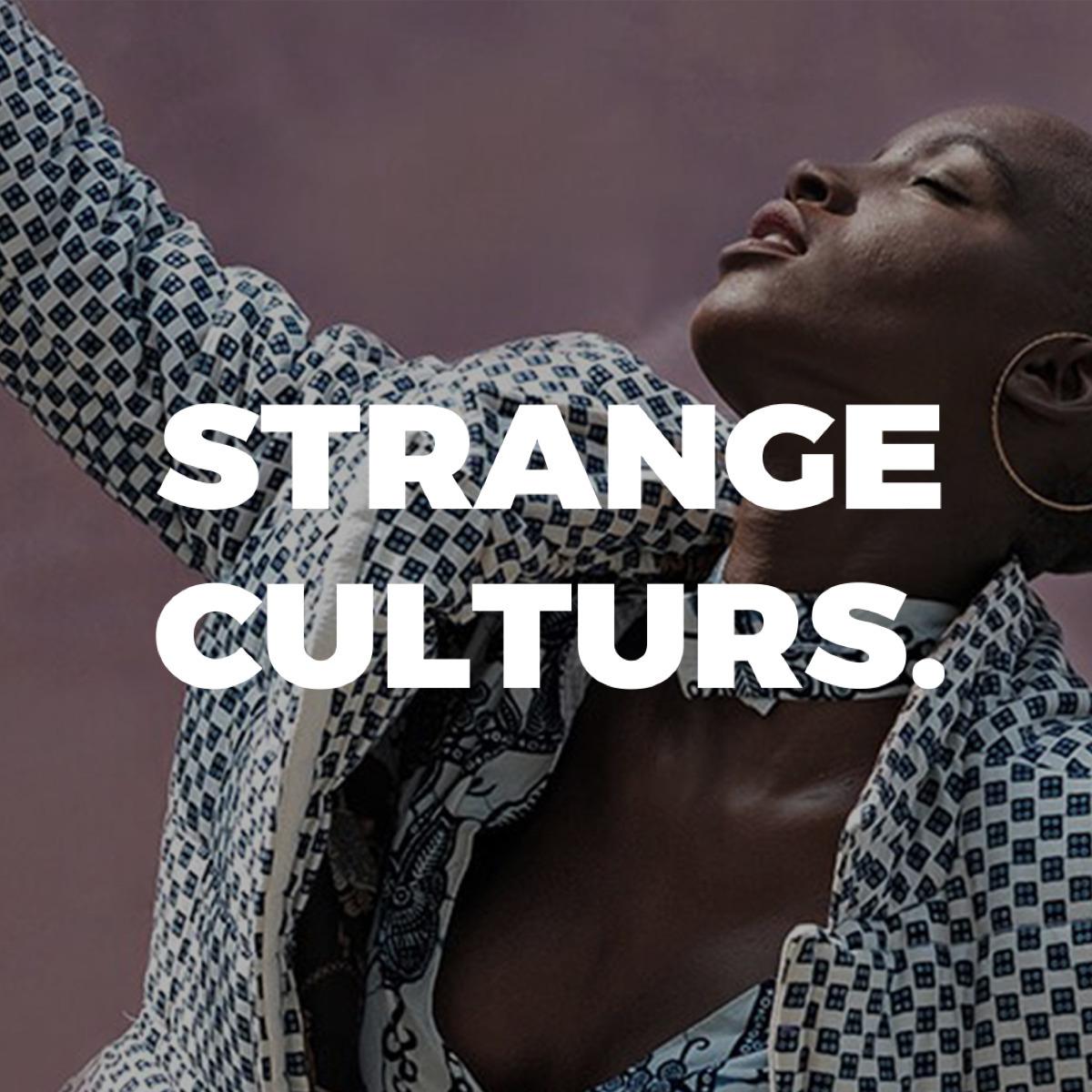 Strangeculturs Magazine