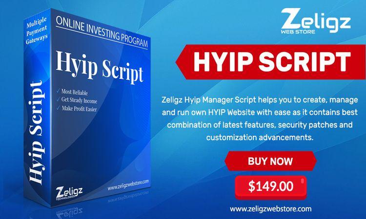 Buy Reliable HYIP Script Softwa - alla_alyona | ello