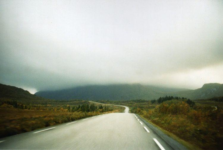 Road Gimsøy Lofoten, Norway, 20 - flausens_hans | ello