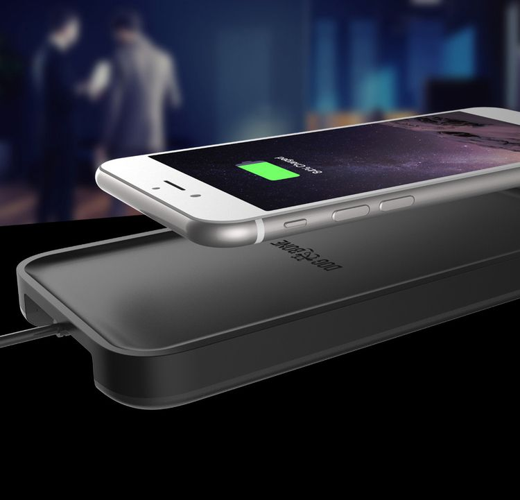 Wireless Charger Pad | Backbone - designdestiny | ello