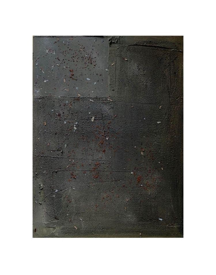 Untitled 18 24 mortar, oil, acr - d_f_romero | ello