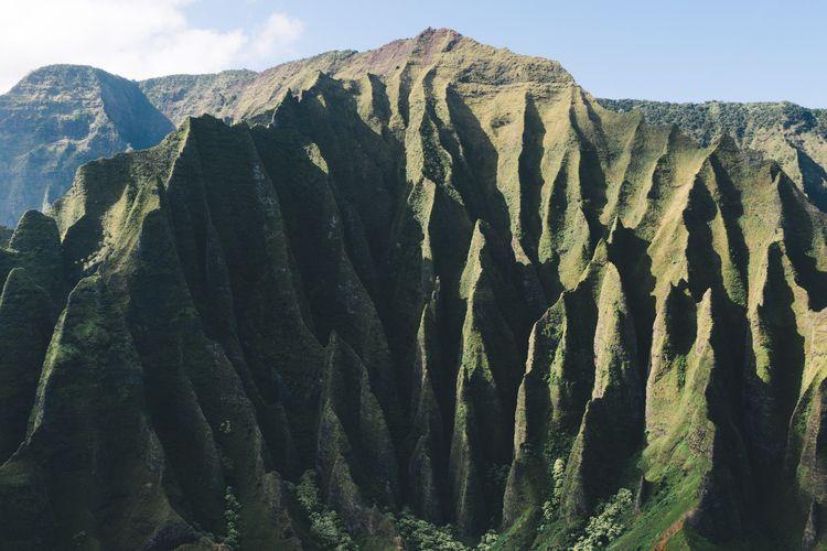 Rising 4,000 feet Pacific Ocean - mikescaturo | ello