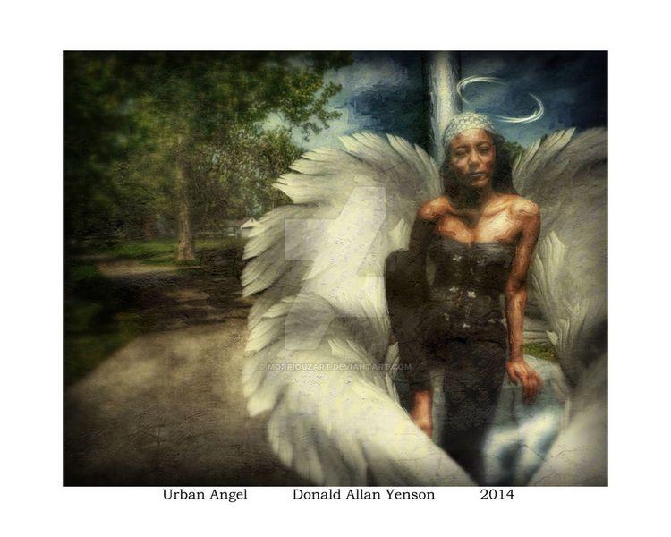 Urban Angel Detroit MI , 2014 P - donyenson | ello