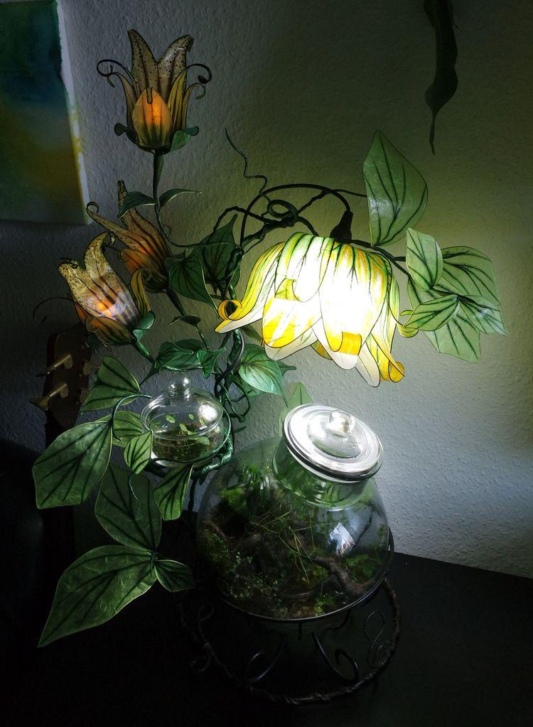 Flower lamp Plant Growing - LED - elfenschein | ello
