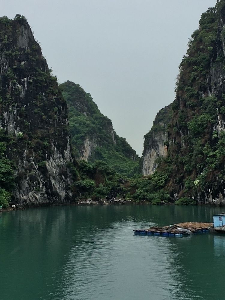 Beautiful Ha Long Bay Vietnam - bmore707 | ello