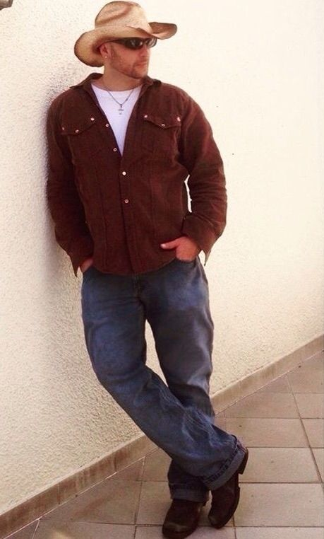 models#fashion#cowboy - emmanuellosa | ello