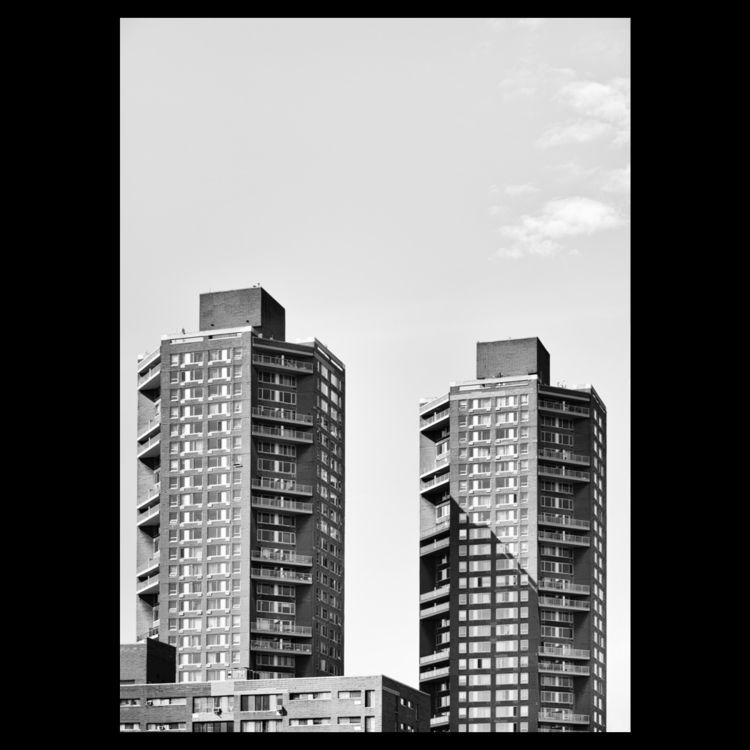 Manhattan black white). 6625 30 - matthewschiavello | ello
