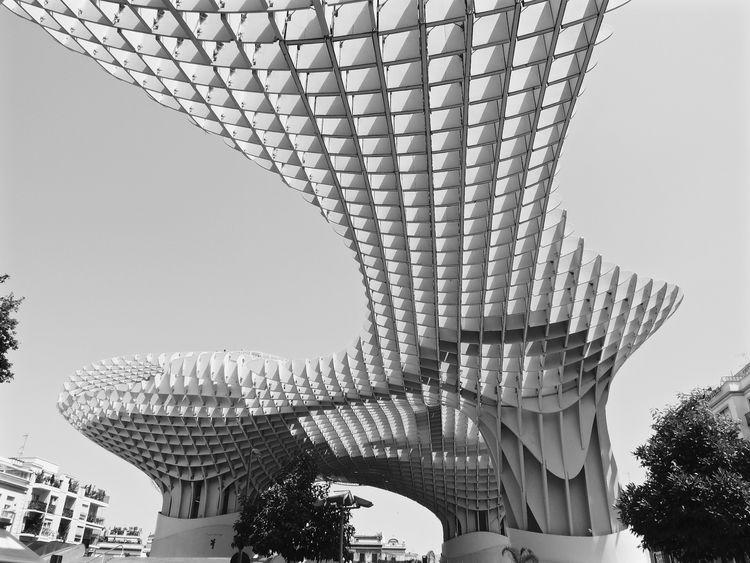 LAS SETAS Sevilla - Spain - architecture - noemilzn | ello