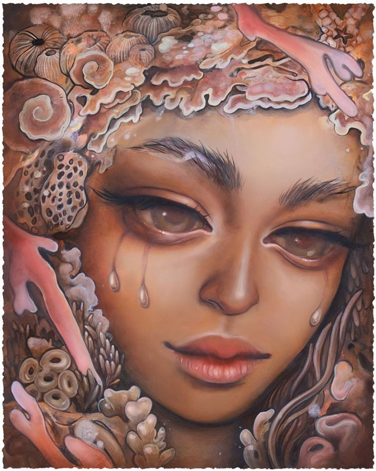 'Mother Coral' Tatiana Suarez,  - geekynerfherder | ello