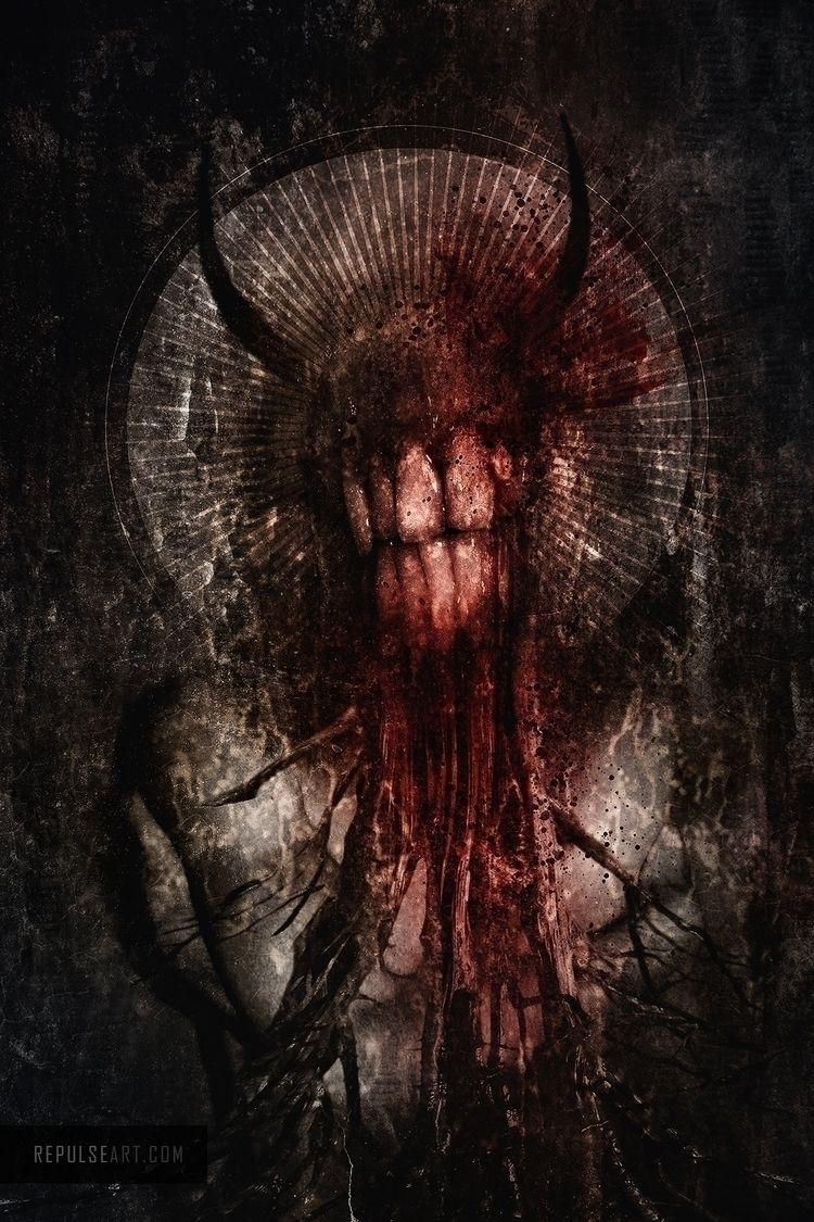 Pariah dark art Douglas Alvaren - repulseart | ello