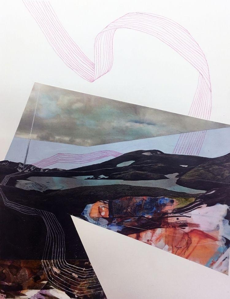 Rangarthing Ytra Collage paper - kayoalbertart | ello