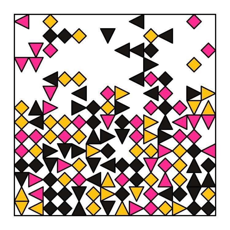 Geometric Shapes / 190831 - sasj | ello