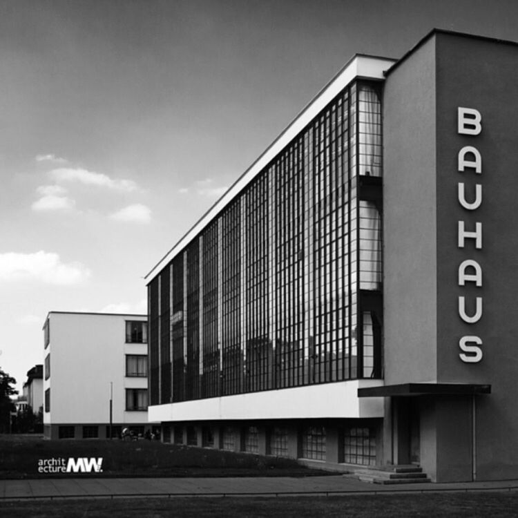 institution design philosophy,  - bauhaus-movement   ello