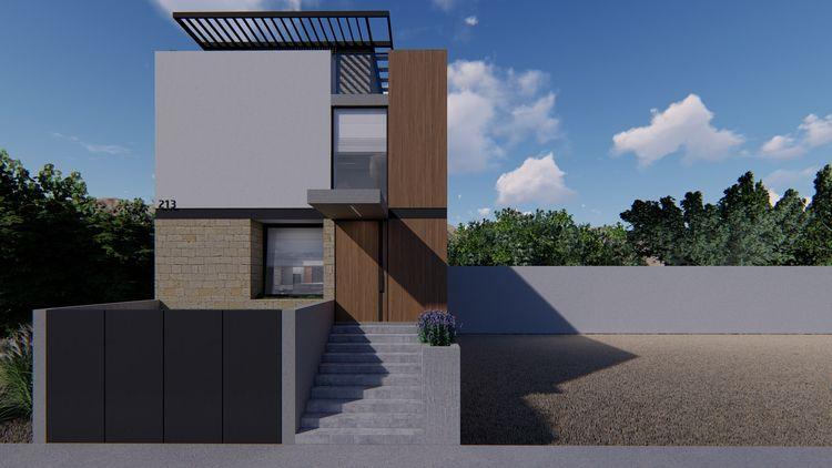 ROCA HOUSE Collaboration projec - vladimirdel | ello