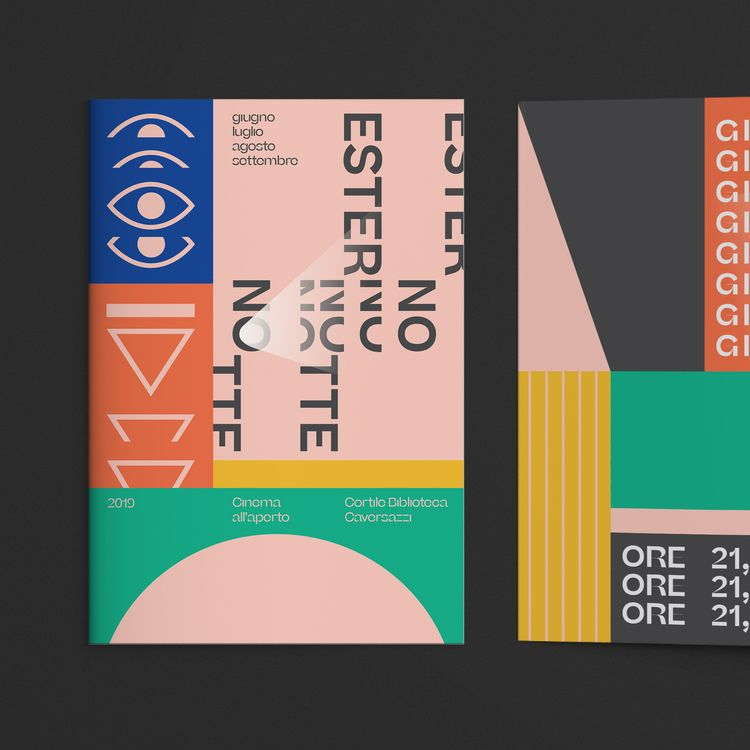 Super colorful identity summer  - suqrepubliq | ello