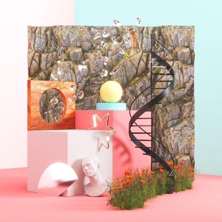 interactive rendering inspired  - parentcompanyc | ello