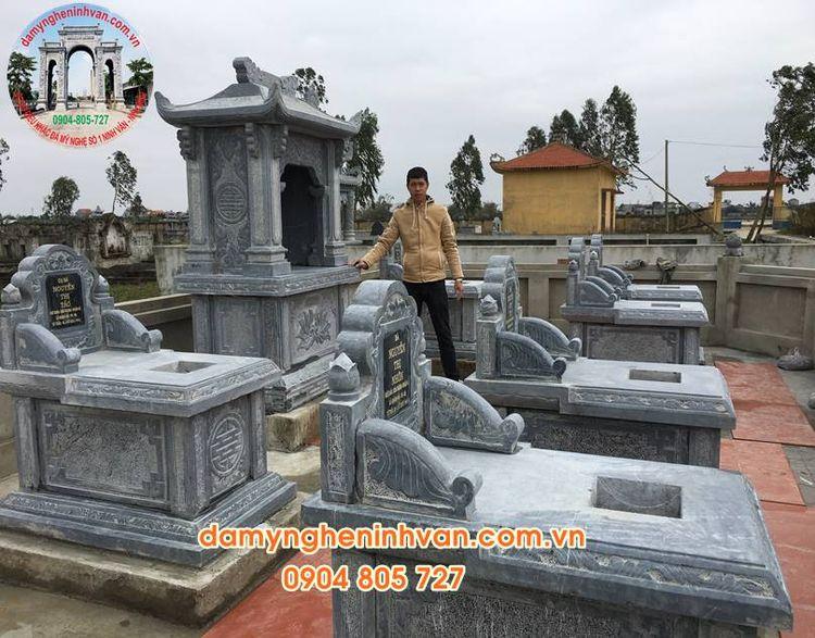 Có nên xây mộ trước cho người c - dieukhacdaninhvan   ello