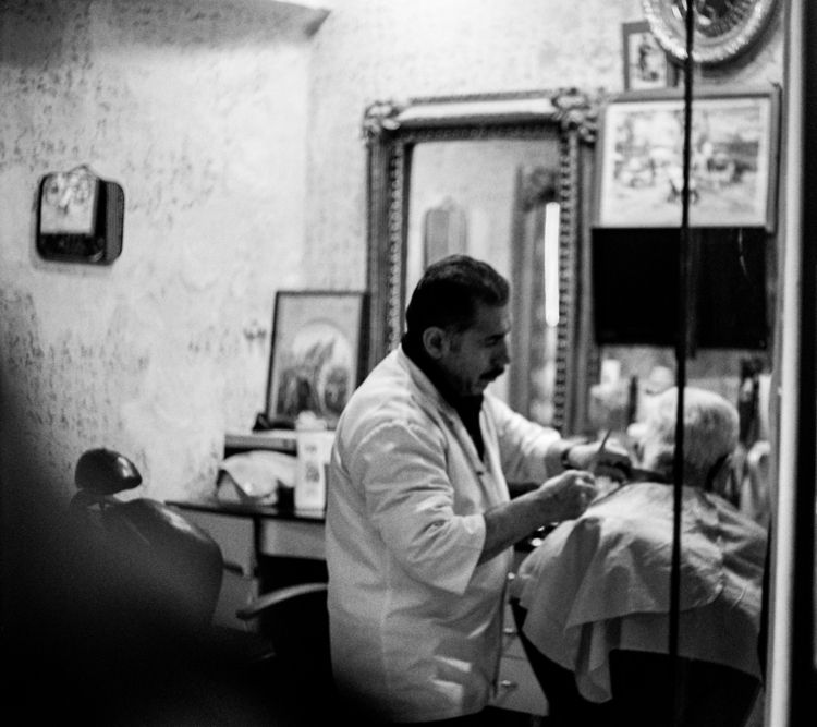 Barber film//Istanbul 2019 - oldschool - attelsvanro | ello
