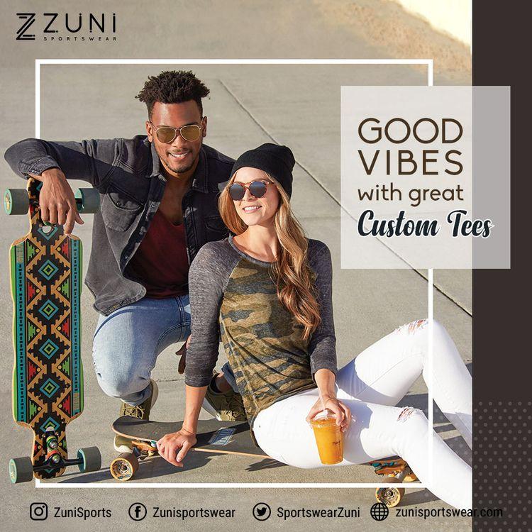 Good Vibes Great Tees! hands pr - zunisportswear | ello
