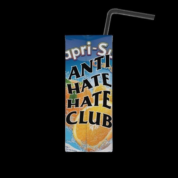 ANTI HATE CLUB Project STOP HAT - sebastiien | ello