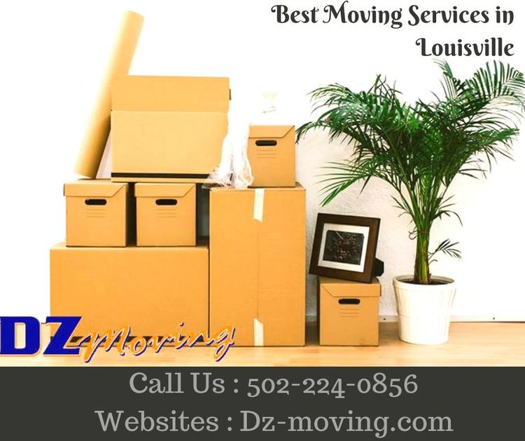 Furniture Movers Louisville KY - dzmoving | ello