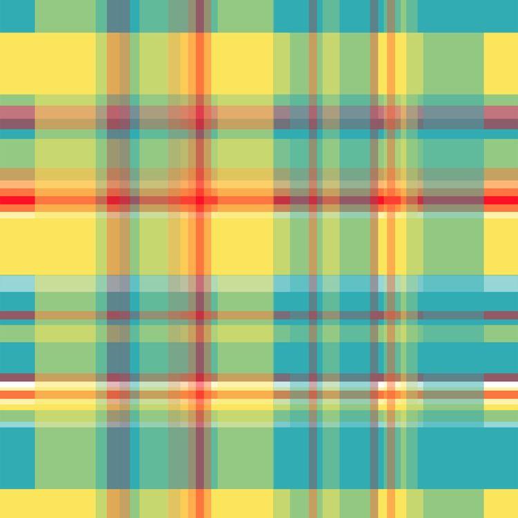 Striped 2X Digital Work Istvan  - istvanocztos | ello