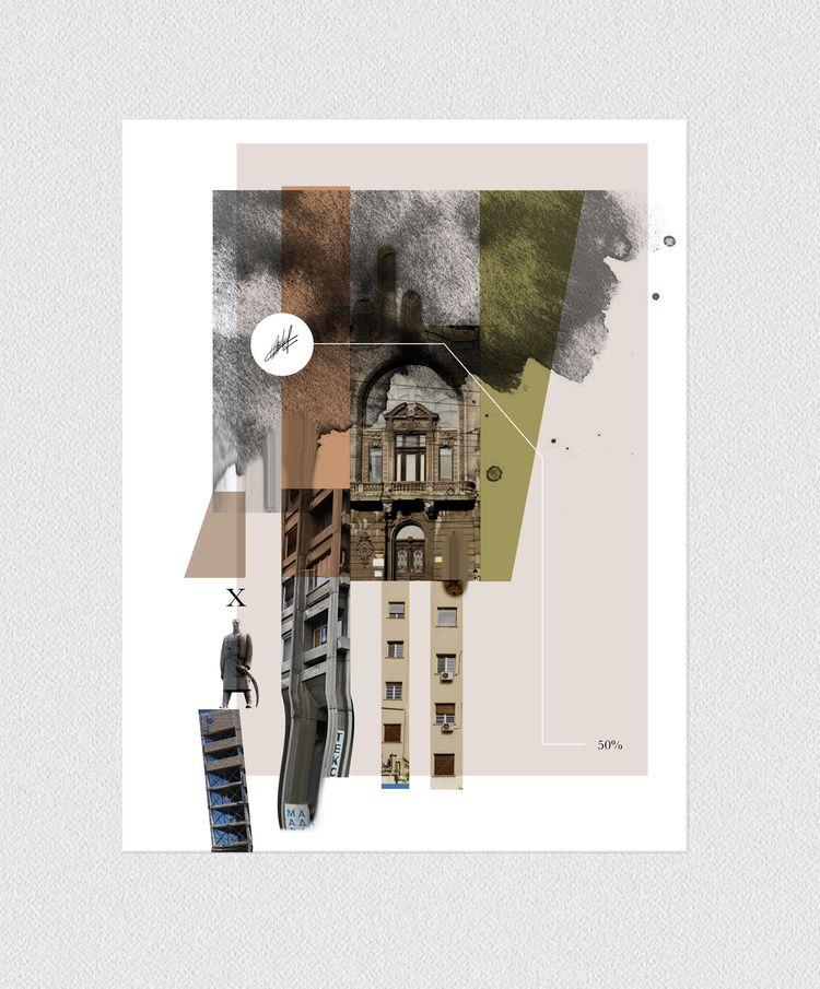 graphic / print  - art, digital - markograf | ello