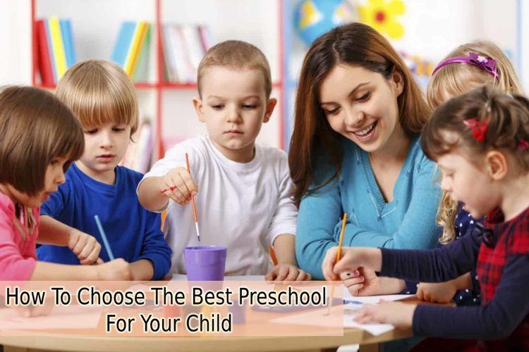 CHOOSE PRE-SCHOOL CHILD? Comple - iraprep-preschool-dombivli | ello