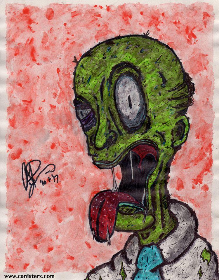 Zombie. remember media fun fool - apfuchs | ello