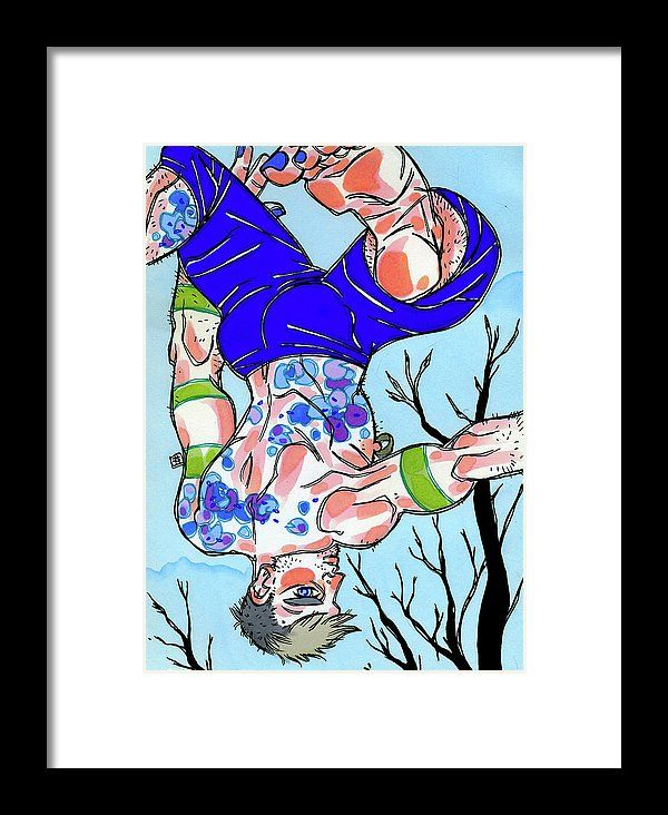 Leap!! Original Artwork, Prints - shedges | ello