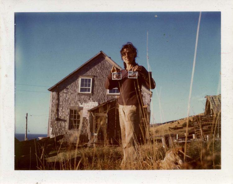 Robert Frank Polaroids, Portlan - bintphotobooks | ello