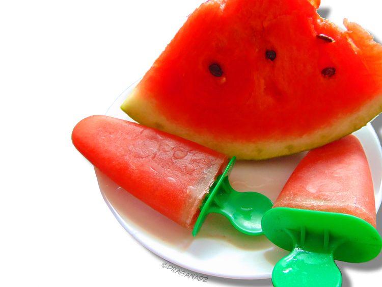 Watermelon Ice Pops - icecream, icepops - draganadz | ello