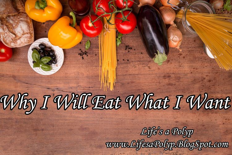 Food Choices Problem - lifesapolyp | ello