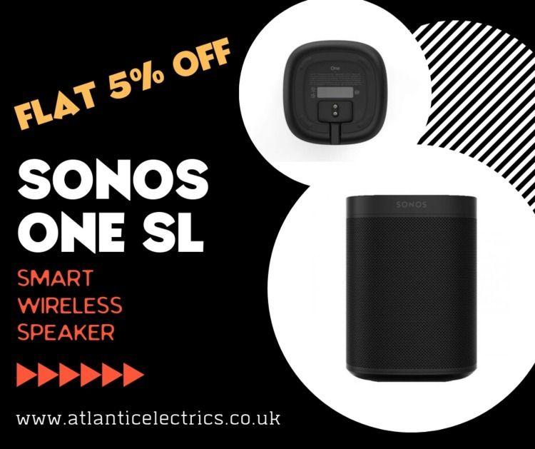 great replacement Sonos PLAY1?  - electricsatlantic | ello