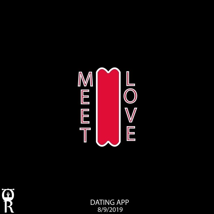 Dating app logo desgin - omarraaftdesginer | ello