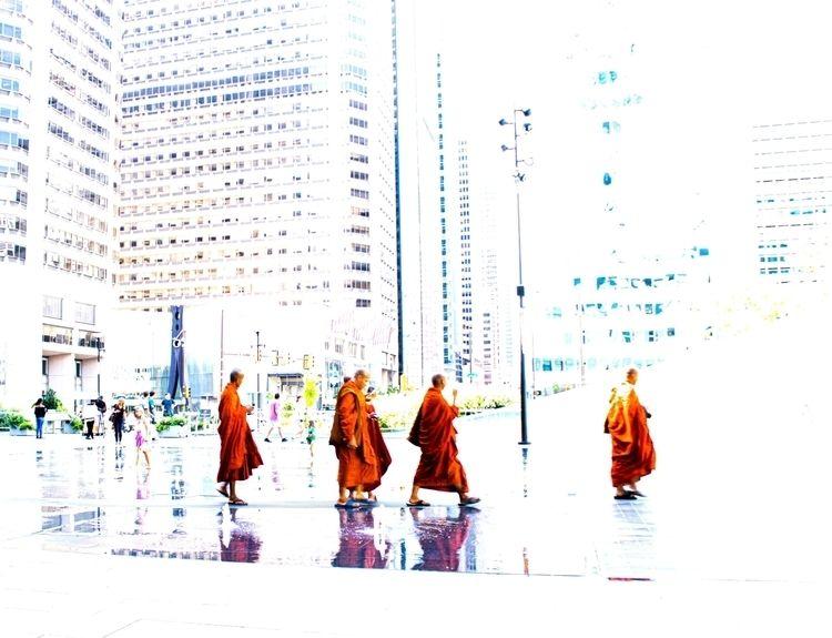 monks - shinemonger | ello