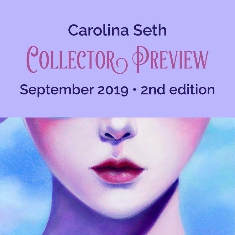 eyes ⠀⠀⠀⠀⠀⠀⠀ sending Collector  - carolinaseth | ello