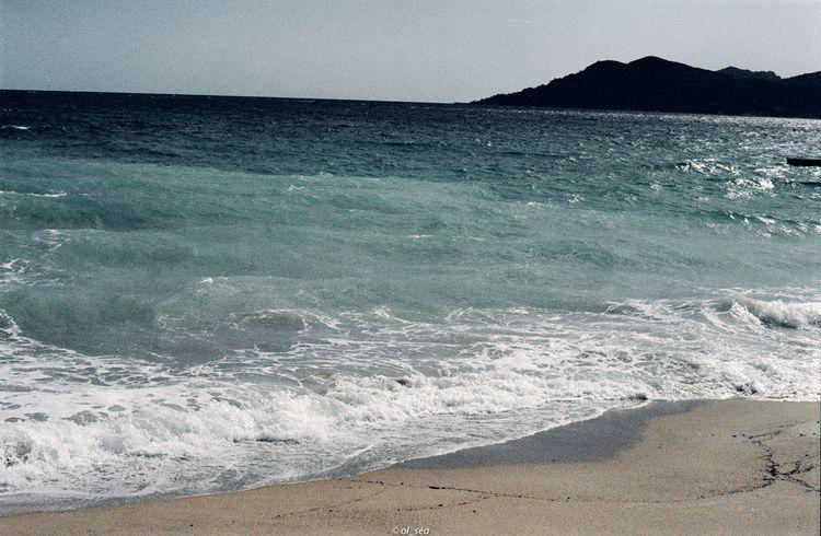 Riviera 400 - analog, plage, beach - ol_sea | ello