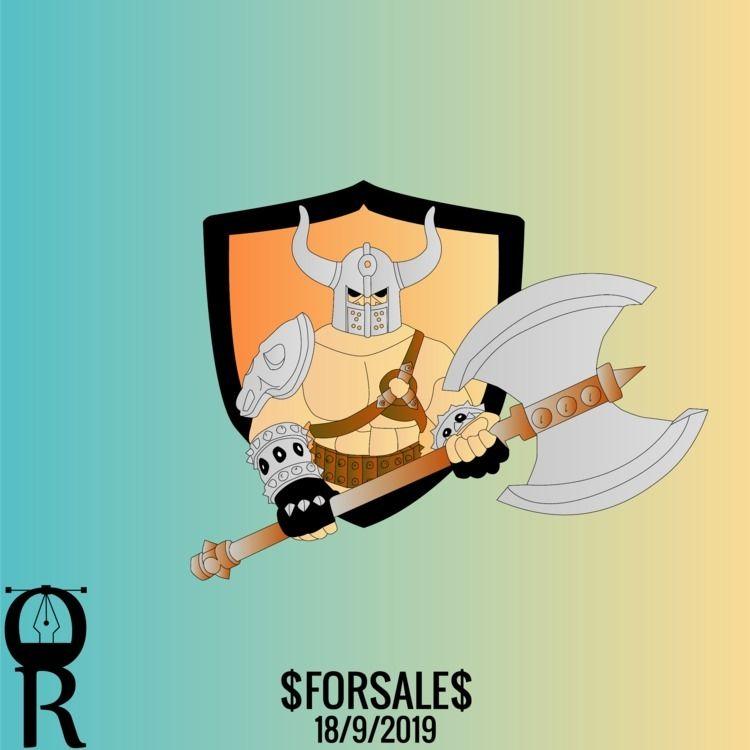 Knight mascot logo desgine sale - omarraaftdesginer | ello