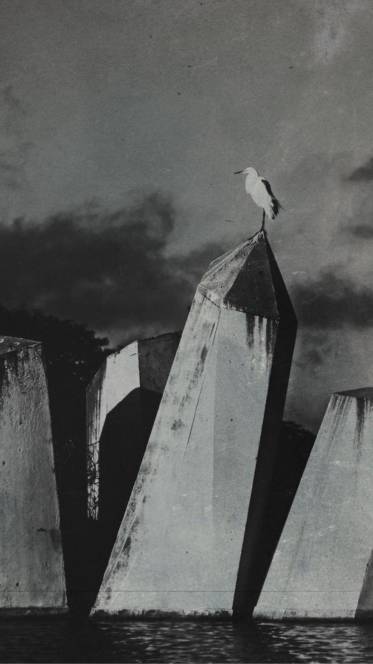 Pause, monochrome, blackandwhitephotography - alexandreperotto | ello
