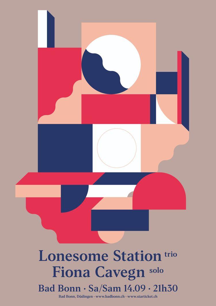 Posters Lonesome Station Fiona  - jeromebizien   ello