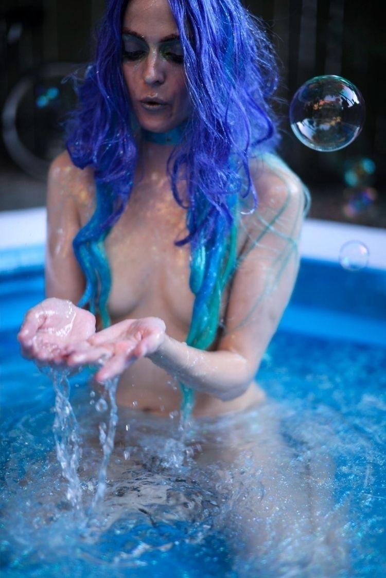 Summoning Sea Witch. Photo - thedolldelilah | ello