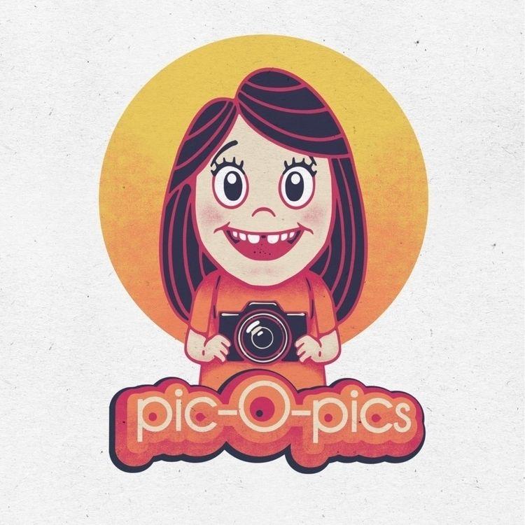 Character branding theme park e - therickythomas | ello