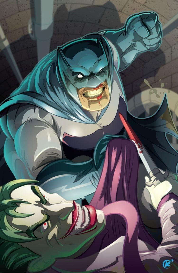completed Batman Day, Joker cou - universek | ello