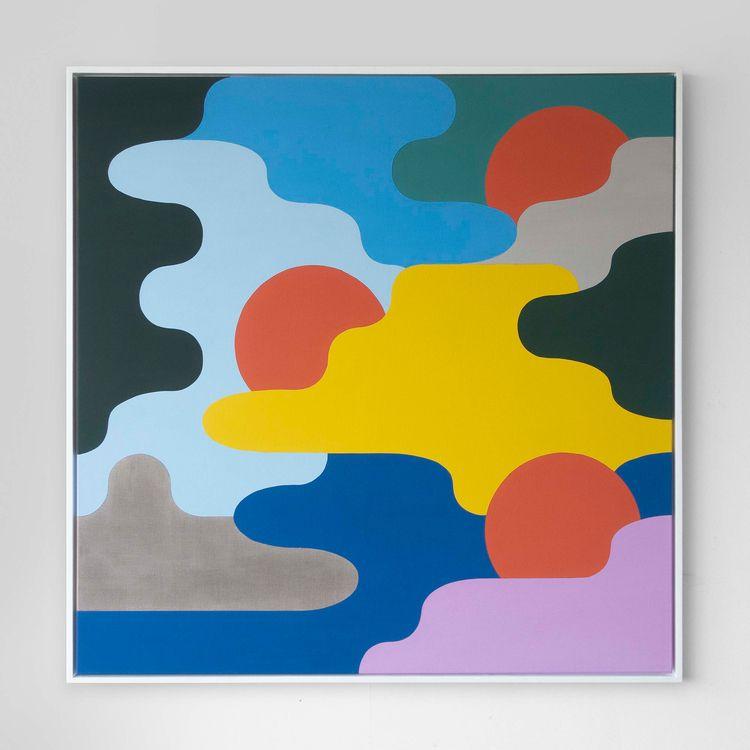 'Eddy' - commissioned painting  - samsmythart | ello