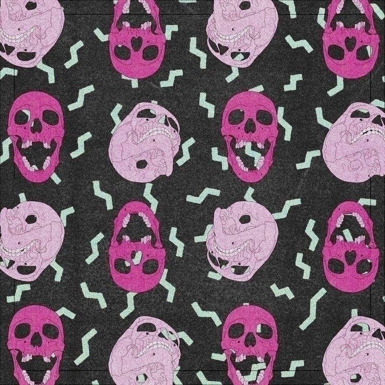 Skull Party - skullparty, firstpost - ryanjfoust | ello