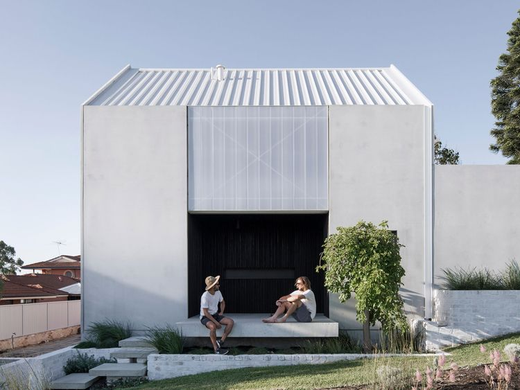 concrete house complements mini - gessato | ello