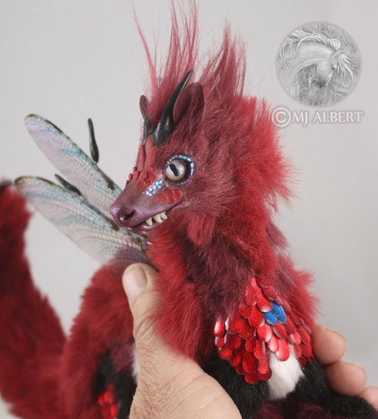 Soft sculpted poseable fairy dr - mjalbertsculpts | ello
