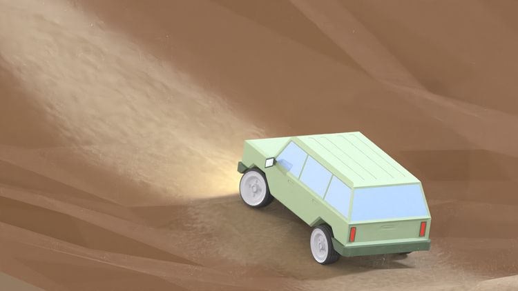 SUV Sketchfab link - zupmedia | ello