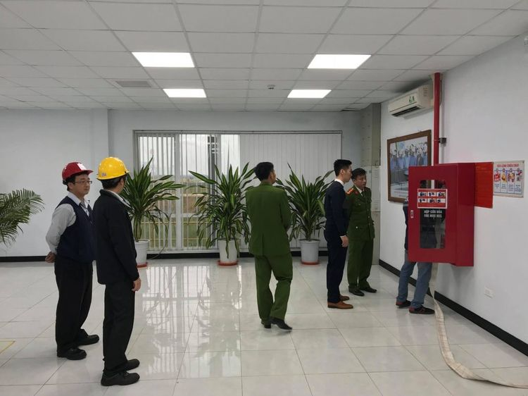 Nghiệm thu hệ thống phòng cháy  - phongchayphucthanh | ello